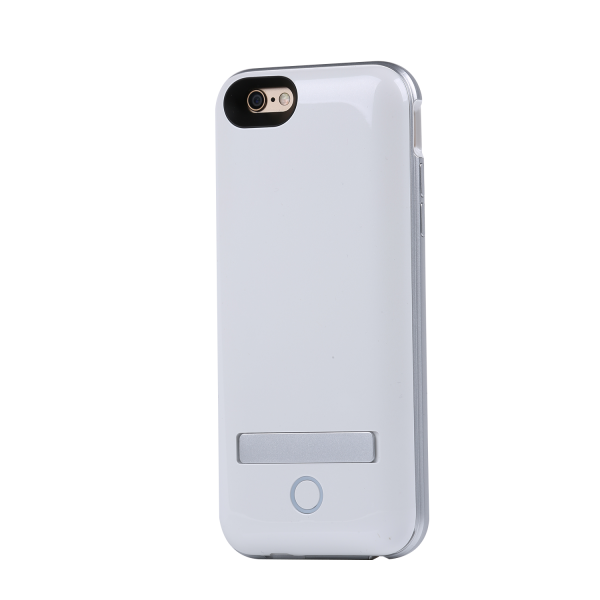 Power+Shell Ex for iPhone 6 / 6S with Rechargeable Battery Case 3000mAh