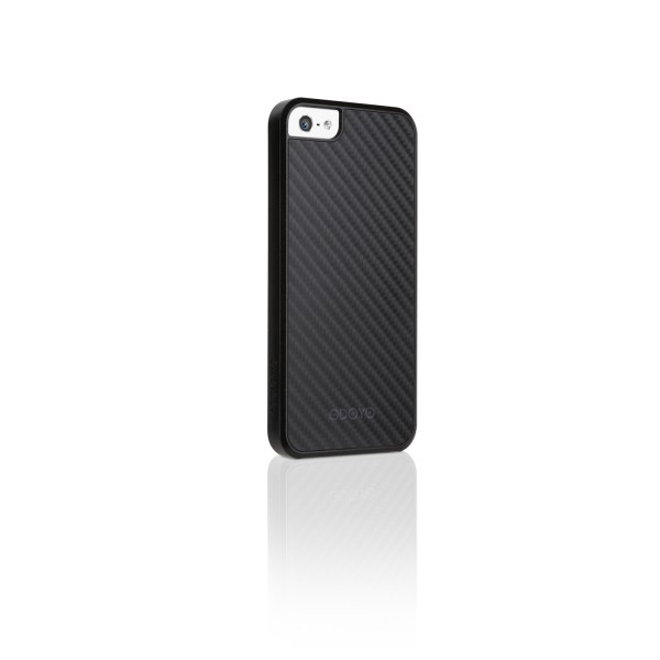 Metal Smith – Carbon Fiber Pattern for iPhone 5/5S/SE