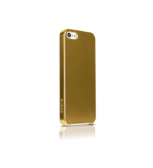 ODOYO, iphone5, iPhone5S, iPhone SE, case, Vegas Gold, back side