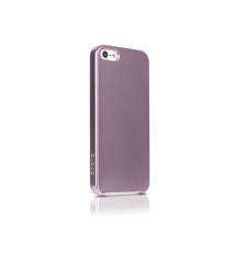 ODOYO, iphone5, iPhone5S, iPhone SE, case, Wisteria, side back