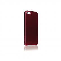 ODOYO, iphone5, iPhone5S, iPhone SE, case, burgundy, side back