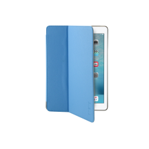 iPad Pro 9.7 inch hard folio case aircoat blue open