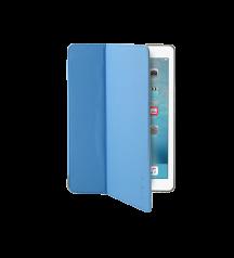 iPad Pro 9.7 inch hard folio case aircoat blue open