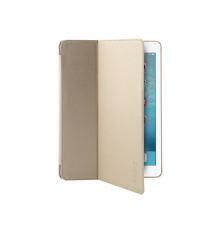 iPad Pro 9.7 inch hard folio case aircoat gold open