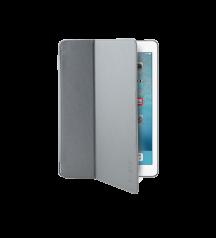 iPad Pro 9.7 inch hard folio case aircoat silver front