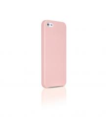 iPhone 5, iphone5S, iPhone SE, iPhoneSE, case, Slim Edge pastel case for iPhone SE, Slim Edge case for iPhone 5S, Blash Pink case for iPhone SE, side