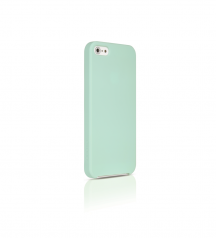 iPhone 5, iphone5S, iPhone SE, iPhoneSE, case, Slim Edge pastel case for iPhone SE, Soft Edge case for iPhone 5S, Meloow Mint case for iPhone SE, side