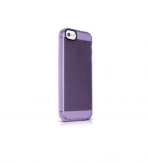 iPhone 5, iphone5S, iPhone SE, iPhoneSE, case, Soft Edge case for iPhone SE, Soft Edge case for iPhone 5S, Iris Purple case for iPhone SE, side