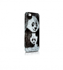 iPhone 5, iphone5S, iPhone SE,  iPhoneSE, case, Wild Animal, Panda