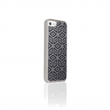 iPhone5 iPhone5S iPhone SE case Metal Smith collection for iPhone Plaza series side