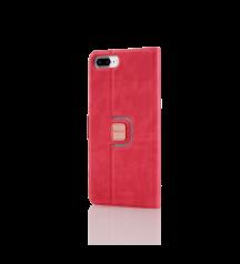 Premium Folio for iphone7Plus, Best Folio Cover for iphone7plus, Leather folio for iPhone7plus, full protection for iphone7plus, Rotating folio iPhone7plus PH3418PK Back