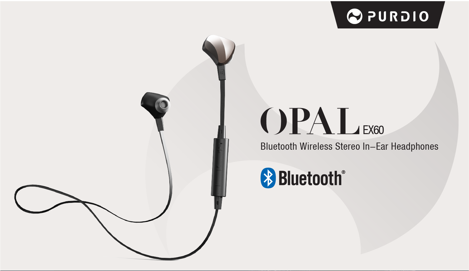 Purdio Opal Bluetooth Wireless In ear Headphones best audio budget earphones