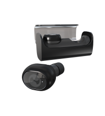 Airon is a truly wireless stereo earbuds with microphone and portable charging case, it brings a fabulous wireless stereo experience, wireless earbuds