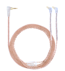 Purdio Vector High Fidelity Cable, 2-Pin to 2.5mm Stereo Plug