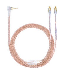 Purdio Vector High Fidelity Cable, MMCX to 2.5mm Stereo Plug