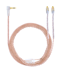 Purdio Vector High Fidelity Cable, MMCX to 3.5mm Stereo Plug