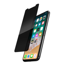 0.33mm Tempered Glass 2-Way Privacy Screen Protector for iPhone X