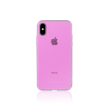 Soft Edge for iPhone X, Perfect fit case for iPhone X with thin and lightweight design.
