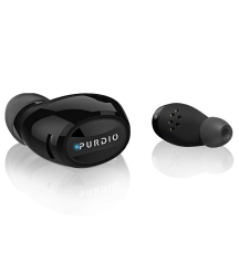 Purdio HEX is a Truly Wireless Stereo Earbuds. Let's step up to wireless and enjoy completely free from the wired with your favorite tunes.