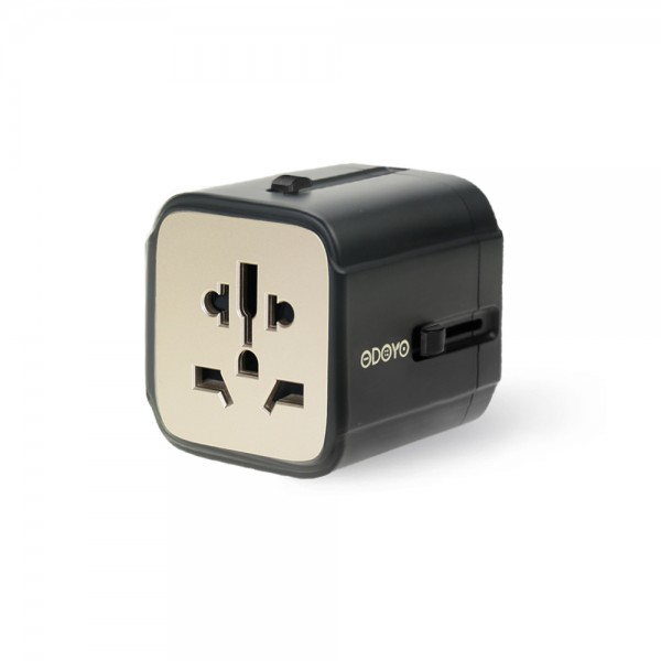 myTravel SMART All-in-One USB Type-C Travel Adapter
