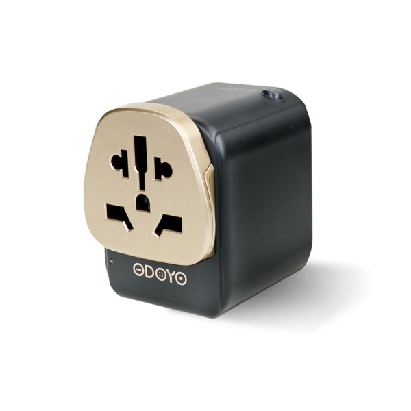 myTravel PRO All-in-One USB Type-C PD Travel Adapter