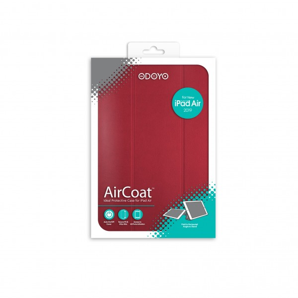 AirCoat™ Ideal Protective Case for 2019 iPad Air