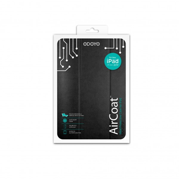 AirCoat™ Ideal Protective Case for 2019 iPad (7th Generation)