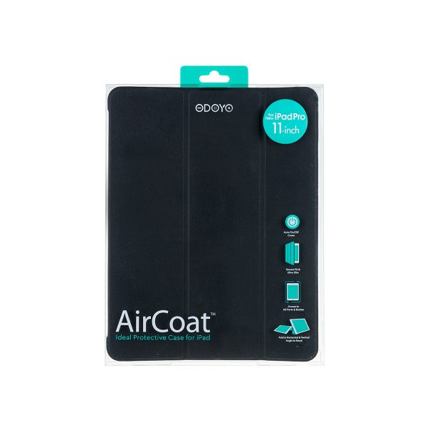AirCoat™ Ideal Protective Case for iPad 2020 – 12.9 inch